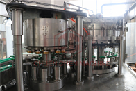 Soft Drink Washing Filling And Capping Machine With Water Sealing Equipment