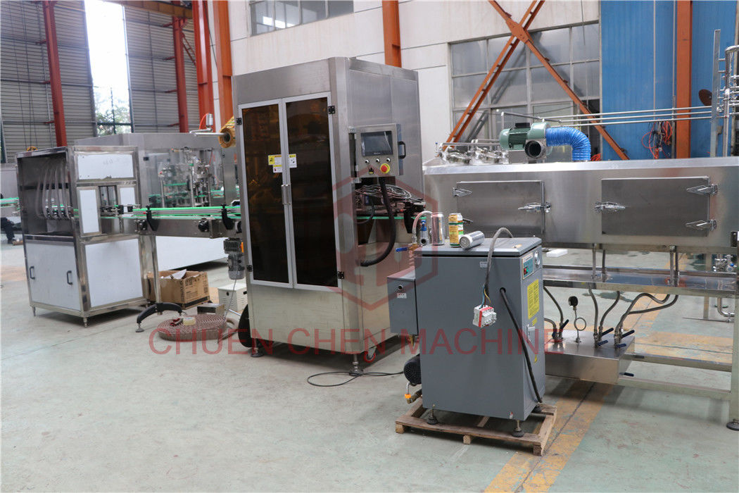 Vacuum Mineral Water Packaging Plant Drinking Water Bottle Manufacturing