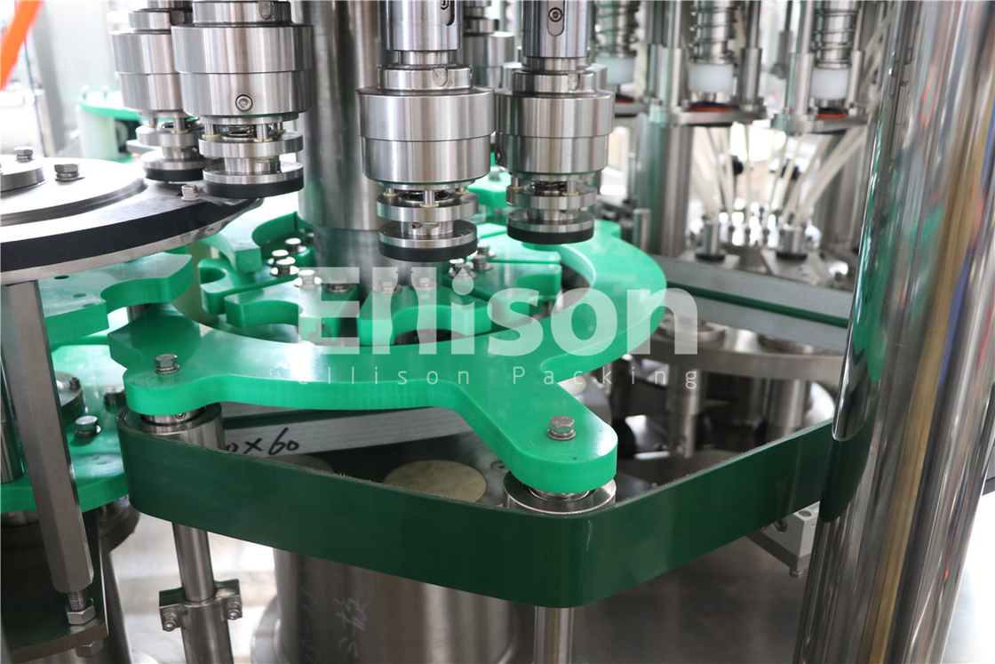 Wash - Filling - Capping 10000BPH Mineral Water Bottling Machine